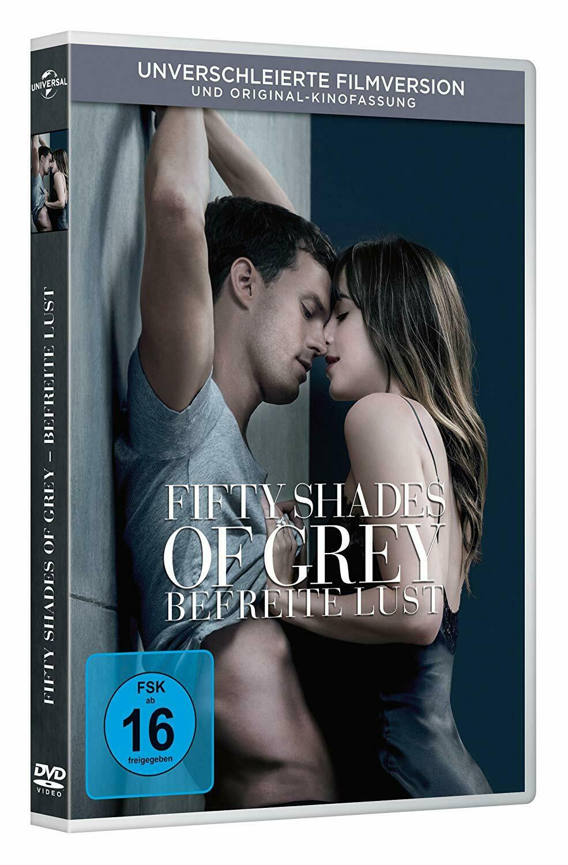 Fifty Shades of Grey 3 - Befreite Lust - DVD / Blu-ray - *NEU*