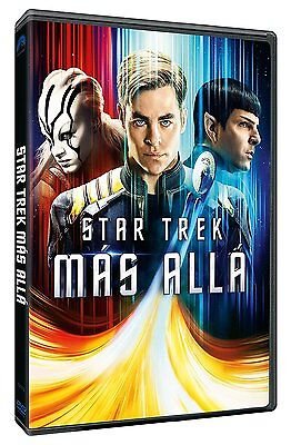 STAR TREK MAS ALLA DVD NUEVO ( SIN ABRIR )