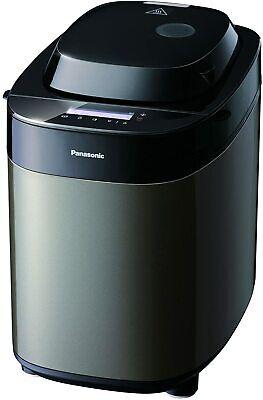 Panasonic SD-ZX2522KXG 550W Negro Panificadora Pan francés Pan sin gluten 60 mi