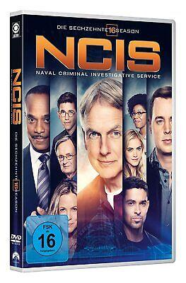 NCIS - Saison 16 - COFFRET DVD VERSION FRANCAISE INCLUSE