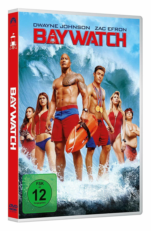 Baywatch - DVD / Blu-ray - *NEU*