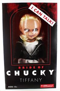 Child's Play - Bride of Chucky - Tiffany - Talking - 15-Inch Doll - Mezco