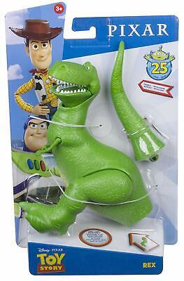 Disney Pixar Toy Story Poseable Figure - Rex *BRAND NEW*