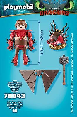 Playmobil 70043 DreamWorks Dragons Snotlout w
