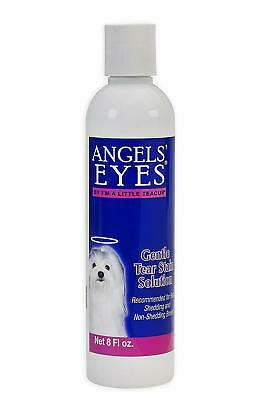 Angel's Eyes Gentle Tear Stain Solution for Dogs 8 oz