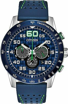 Citizen Eco-Drive Primo Men's Chronograph Date Display 44mm Watch CA4438-00L