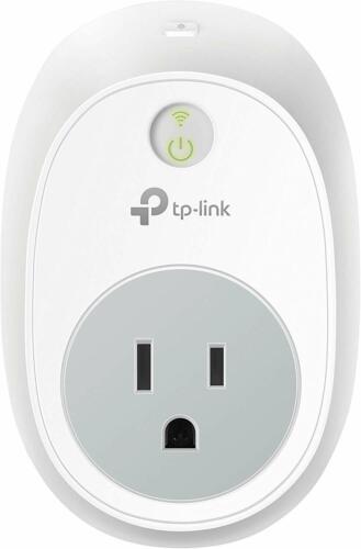 TP-Link Kasa Smart Wi-Fi Outlet Plug works w/ Alexa & Google Assistant (HS100)