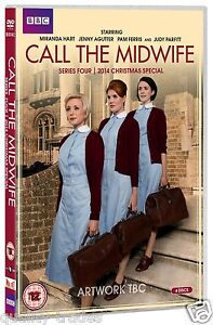 ❏ Call the Midwife - BBC Series 4 + 2014 Christmas Special DVD ❏ Complete Fourth