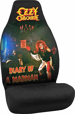 Ozzy Osbourne Rock-n-Ride Car Truck Bucket Seat Cover ~ NEW ~ FREE US SHIPPING