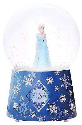 Trousselier S98430 Schneekugel mit Spieluhr Disney Elsa Frozen Neu & OVP