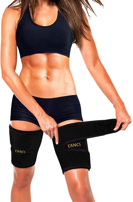 Men /& Women Neoprene Arm Trimmers Exercise Bands Weight Loss Slimmer Shaper GYM
