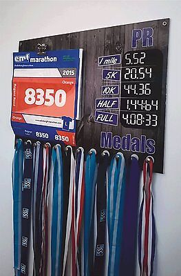 Medal Hanger/holder for Runners