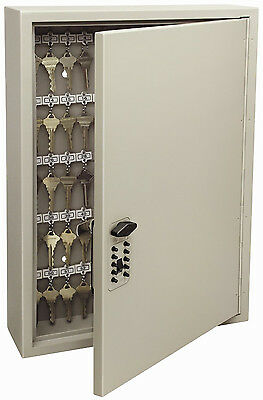 Ge Supra Heavy Duty Key Cabinet Touch Point Push Button Keypad Entry 120-key
