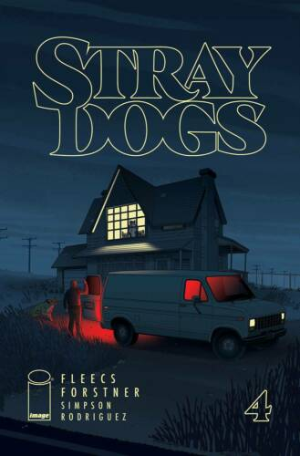 Stray Dogs #1-5 | Select A & B Covers | NM Image Comics 2021