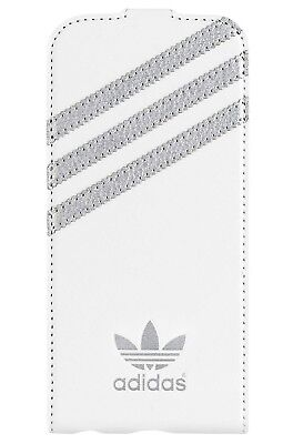 Adidas Flip Case for Apple iPhone 6 - White/Silver