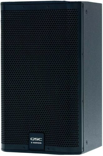 QSC E110, 10 Inches 2-Way Externally Powered, Loud Speaker