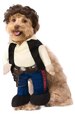 Brand New Star Wars Han Solo Pet Dog Cat Costume](Han Solo Dog Costume)
