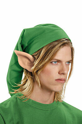 Legend of Zelda Link Elf Hylian Adult Ears Costume Accessory