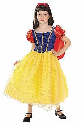 Toddler Snow White Halloween Costume (Classic Snow White Toddler/Child Halloween)