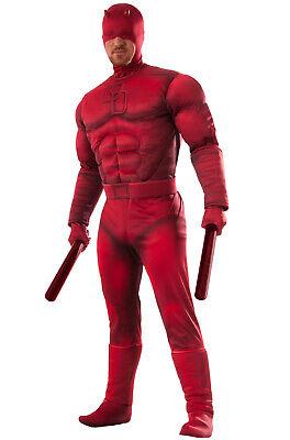 Deluxe Daredevil Superhero Adult Costume