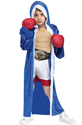 Brand New Lil' Champ Boxer Toddler - Boxer Toddler Costume