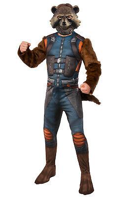Adult Raccoon Costume (Avengers Endgame Deluxe Rocket Raccoon Adult)