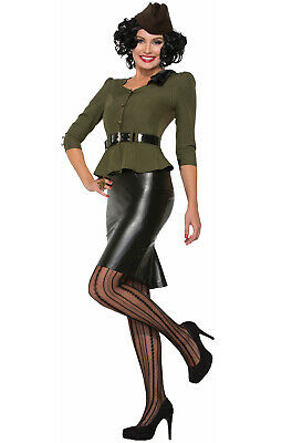 Military Missile Millie Women Adult Costume (M/L)