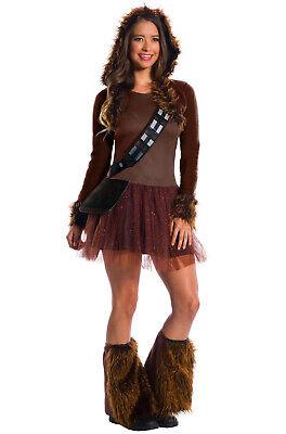 Brand New Star Wars Chewbacca Wookie Female Adult - Chewbacca Female Costume