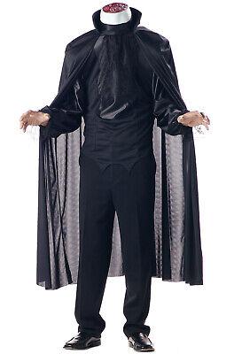 Brand New Classic Horror Headless Horseman Men Adult Costume](Classic Horror Costumes)