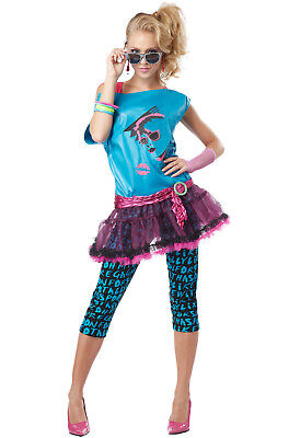 Valley Girl Costumes (Brand New 80's Valley Girl Adult Halloween)