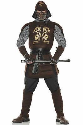 Samurai Costume Men (UNDERWRAPS SAMURAI WARRIOR ADULT MEN'S COSTUME #28073 BRAND)