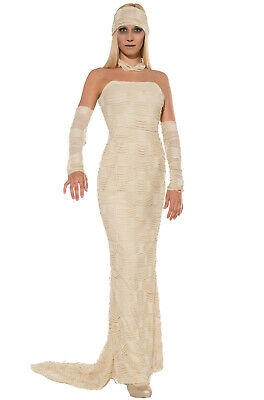 Brand New Egyptian Mummy Gown Adult Costume - Egyptian Mummy Costume