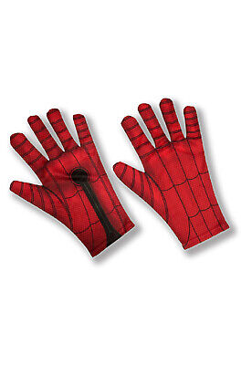 Brand New Far From Home Spider-Man Original Suit Adult Gloves