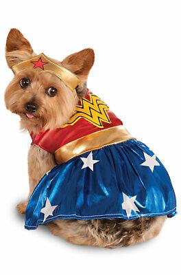 Brand New Superhero Wonder Woman Pet Dog - Wonder Woman Pet Kostüm