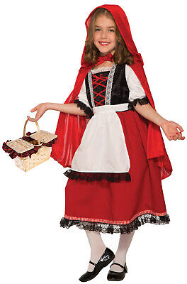 Pretty Little Red Riding Hood Deluxe Child Costume