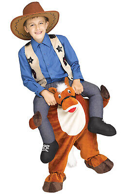 Carry Me Horse Riding Western Toddler Costume](Toddler Horse Costumes)