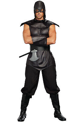 Brand New The Assassin Male Executioner Adult Costume