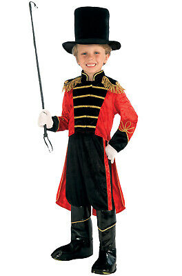 Ring Master Circus Big Top Outfit Child Costume (Large)