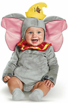 Disney Disguise Costume Dumbo for Baby Dress Up Elephant Halloween Outfit - Baby Dumbo Kostüm