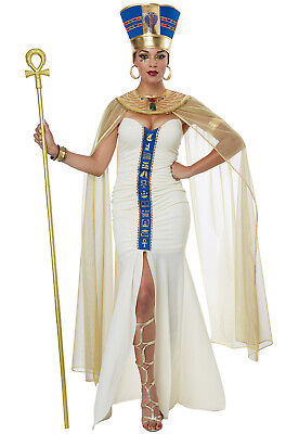 Queen of Egypt Cleopatra Women Adult Costume](Costume Of Egypt)