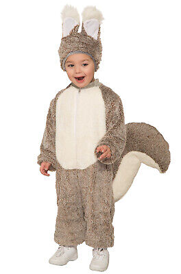 Toddler Squirrel Costume (Brand New Squirrel Toddler)