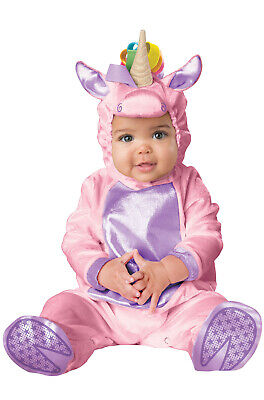 Baby Fairy Tale Costumes (Magical Fairy Tale Little Pink Unicorn Infant)