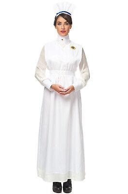 Doctor Costume For Women (Brand New 1920's Vintage Nurse Medical Doctor Women Adult)