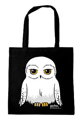 LOGOSHIRT - Harry Potter - Eule - Hedwig - Baumwolltasche - Stofftasche - Motiv (Harry Potter Eule Hedwig)