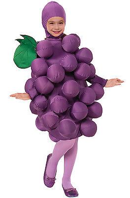Purple Grapes - Child Costume (Purple Grape Costume)