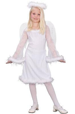 Angel Costumes Kids (Brand New Angel Heaven Sent Child Halloween)