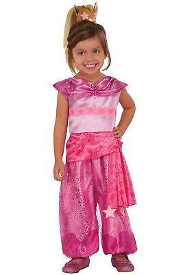 Brand New Shimmer and Shine Leah Toddler/Child Costume