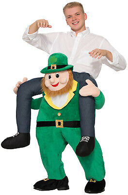 Brand New Once Upon a Leprechaun Funny Adult Costume