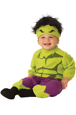 Brand New Incredible Hulk Romper Infant Costume
