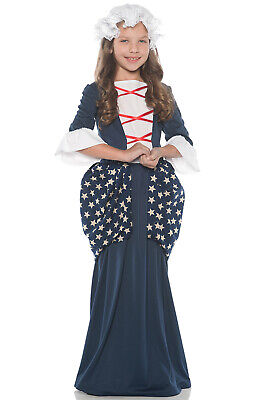 Betsy Ross Children (Brand New Colonial Betsy Ross Historical Child)
